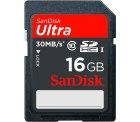 SANDISK Ultra SDHC SDSDU-016G-U46 16 GB Speicherkarte für 8,99€ (12,90€ Idealo) @Saturn