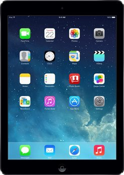 @Saturn.de bietet APPLE iPad Air 16 GB WIFI Spacegrau für 379€ (idealo: 399,99€)