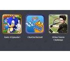SEGA Android Spiele Bundle für umgerechnet 0,75€ anstatt 8,16€ @humblebundle.com