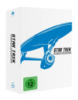 Star Trek – Stardate Collection (Blu-ray) für 59,97 € (91,99 € Idealo) @Amazon