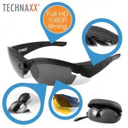 Technaxx Full HD Action-Kamera Sonnenbrille für 49,95 € zzgl. 5,95 € Versand (82,29 € Idealo) @iBOOD Extra