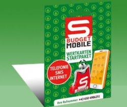 Telefonkarte für den Österreichurlaub: 1000 Min + 1000 SMS + 1GB Daten € 5,96 @SPAR Österreich