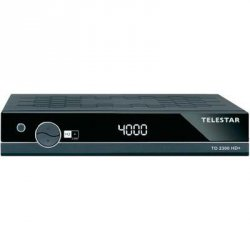 Telestar TD2300HD-SAT-Receiver + inklusive HD+ Karte ab 58,50€ inkl. Versand [idealo 71,32€]  @ Conrad