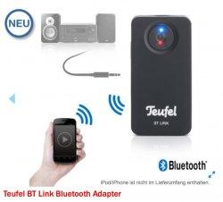 @Teufel.de: Gratis Bluetooth Adapter (Wert: 59,90€) zu ausgewählten Produkten