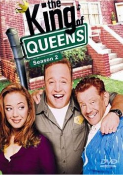 The King of Queens – Staffel 2 DVD für 3,99 € (20,19 € Idealo) @Saturn
