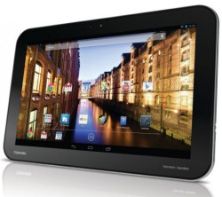 Tos­hiba AT10LE eXcite Pro 10.1″ Tablet-PC mit NVI­DIA Quad-Core für 199€ | notebookcheck: 85%