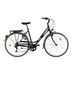 VCM -Damen  City-Fahrrad Urb Estate für 99,99€  [ idealo 208,90€ ] @ Kik