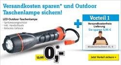 Versandkostenfrei bestellen & GRATIS -LED- Outdoortaschenlampe @ Conrad-Elektronik.de