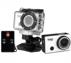 VIVITAR DVR 794 HD Action Cam für 89,99 € (155,89 € Idealo) @Pixmania