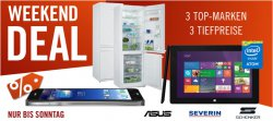 Weekend Deals @Cyberport z.B. ASUS New Padfone für 349,00 € (442,99 € Idealo)