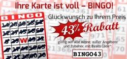 @weinvorteil.de: 43% auf alle Weine mit Code (außer auf Angebote und Zubehör)