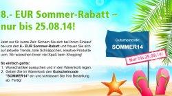@weltbild.de: 8,-€ Sommergutschein (MBW: 40€)