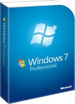 Windows 7 Professional SP1 32/64bit Lizenz für 18,99€ (29,90 € Idealo) @Rakuten