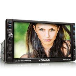 XOMAX XM-VRSU713BT Autoradio 18cm, 7HD, Touchscreen usw. für 99€ [idealo 113,05€] @ Ebay
