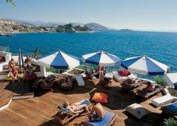 1 Woche Türkei im 4,5 Sterne  mit Halbpension, Zug-zum-Flug,Flug und Transfer für nur 215€ pro Person