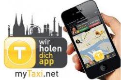 10 Euro Taxi Fahrguthaben – myTaxi App