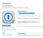 1Password für iOS heute gratis @iTunes.de
