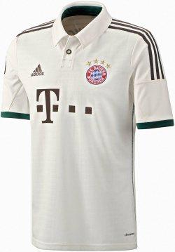 20% Gutschein auf reduzierte Artikel bei @Adidas. z.B. FC Bayern Auswärtstrikot 13/14 für 24,11€ (idealo: ab 35€)