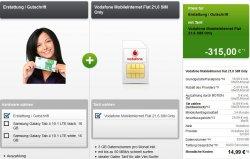 3GB Vodafone LTE 50 Mbit/s Datenflat für effektiv 1,87€ @Modeo