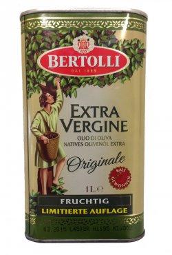 3L Bertolli Extra Vergine Natives Olivenöl als Limited Edition für 13,95 € (31,93 € Idealo) @eBay