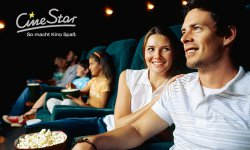 4 CineStar Kinogutscheine für alle Platzkategorien plus Popcorn für 28,00 € statt 56,00 € @Groupon