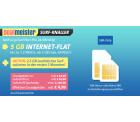 5 GB Internet-Flat bis 7,2 Mbit für 4,99 € monatlich @Sparhandy