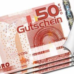 50€ Geschenkegutschein für 25€ +versandkostenfrei ab 40€ MBW @Kapatcha