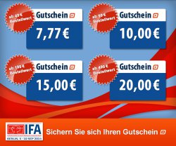 7,77€ , 10€, 15€, 20€ Gutschein für Digitalo