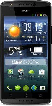 Amazon & Saturn das Acer Liquid E700 Trio mit Triple-SIM für 179 € inkl. Versand