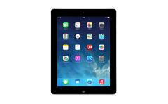 APPLE iPad mit Retina Display Wi-Fi 16GB schwarz für 299€ inkl. Versand [idealo 343,98€] @ Saturn