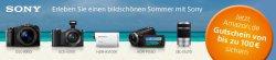 Bei @Amazon.de ausgewählte Sony Kameras und Camcorder kaufen und bis zu 100€ Aktionsgutschein sichern!