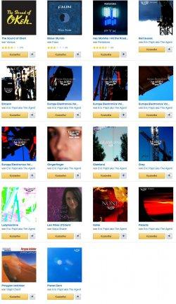 Bei Amazon gibt es gerade 16 kostenlose Musikalben + 2 Tracks als Download