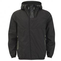 Bench Mens Instill Hooded Jacket – Black für nur €39.35 inkl. Versand @ZAVVI
