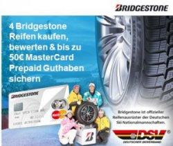 Bis zu 50€ Cashback beim Kauf von Winterreifen von Michelin & Co @Reifeniscount.de