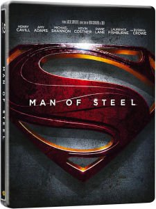 Blu-ray Man of Steel 3D (inkl. 2D Version) im Steelbook für 13,73€ inkl. Versand [idealo 19,99€] @Zavi.com