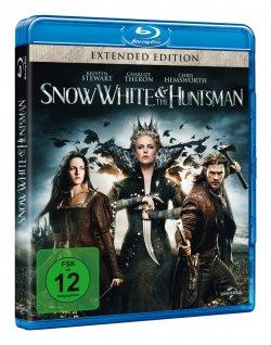[Blu-ray] Snow White & the Huntsman (Extended Edition)  für 5,99€ inkl. Versand @ Saturn.de