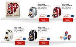 Cafissimo COMPACT ab 39€ [idealo 59,99€] @Tchibo