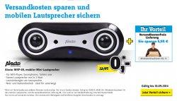 @conrad.de: Gratis Alecto WSP 49 2W PC Lautsprecher (Wert:12,95€) + Versandkostenfrei ab 40€ MBW