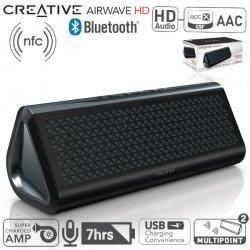 Creative Airwave HD NFC und Bluetooth-Lautsprecher für 49,95 € zzgl. 5,95 € Versand (97,67 € Idealo) @iBOOD Extra