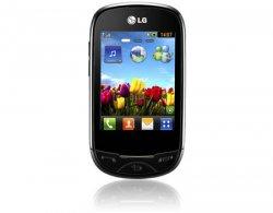 [ Demoware ] LG T500 ego in schwarz für 18,50€ inkl. Versand [idealo 49€] @ MeinPaket