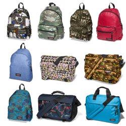 EASTPAK Rucksäcke und Taschen viele Modelle je 19,99 € (30,00 € Idealo) @eBay