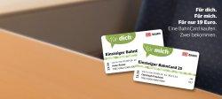 Eine Bahncard 25 für 19€ kaufen und 1 Gratis dazu erhalten @ Bahn.de