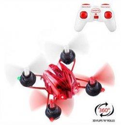 Ferngesteuerte Drohne/Quadrocopter für 12,97€ + Gratisartikel + 5€ Gutschein @druckerzubehör