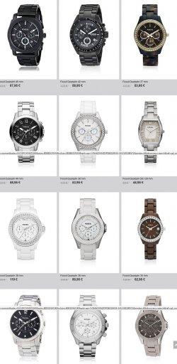 FOSSIL Uhren Aktion: zB.  Herren-Armbanduhr Men's Dress Chronograph Analog Quarz FS4487 für 65,85€ statt 90,00€ @ buyvip.com