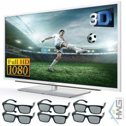 Grundig 42 VLE 9474 107 cm (42 Zoll) 3D LED SMART TV für 479,99 € (699,00 € Idealo) @eBay