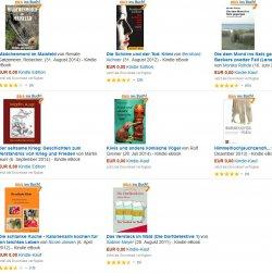 Heute 8 gratis eBooks mit einem Klick. zB Der seltsame Krieg  – Geschichten von Krieg und Frieden – Ukraine, Syrien, Irak, Afghanistan …-sehr aktuelles Thema