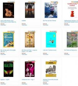 Heute gibt es wieder 11 gratis eBooks. zB Sexy Rezepte und der Krimi Die Fehde der Manouches – Taschenbuchpreis 7,96€- Bewertung 5*