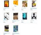 Heute wieder 10 neue Gratis-eBooks! Rezepte aus der Toskana und zum Muskelaufbau sowie der Actionthriller Dunkles Feuer (gebundene Ausgabe 19,16€)