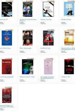 Hier kommen 13 neue gratis – eBooks. zB.  Qi Fitness oder Der Blaue Tod: Clockwork Cologne – 5 Sterne – 7,90€