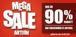 Hoodboyz: Mega Sale mit bis zu 90 Prozent Rabatt z.B. Frank NY Fny Stitch Jogginghose für nur 4,39 Euro (statt 48,80 Euro bei Idealo)